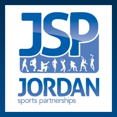 Jordan Sports Partnerships logo